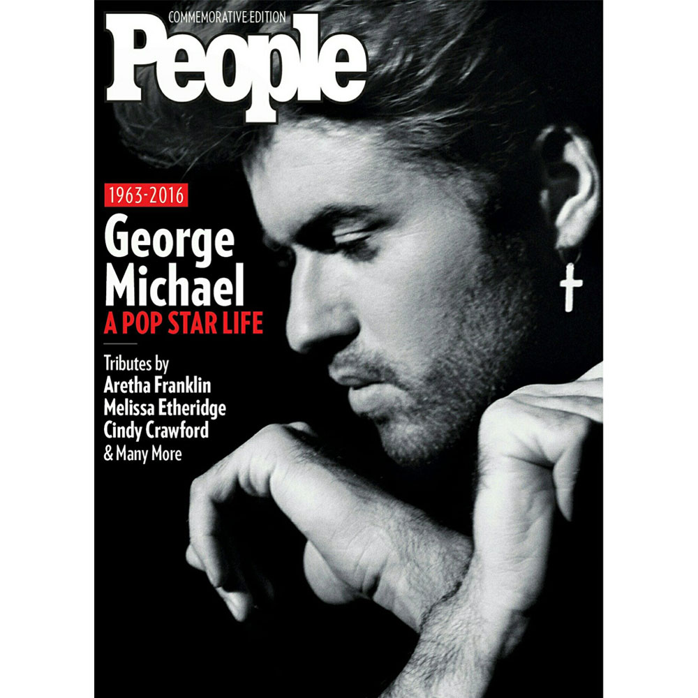 Uncut - George Michael - A Pop Star Life  (Commemorative Edition)