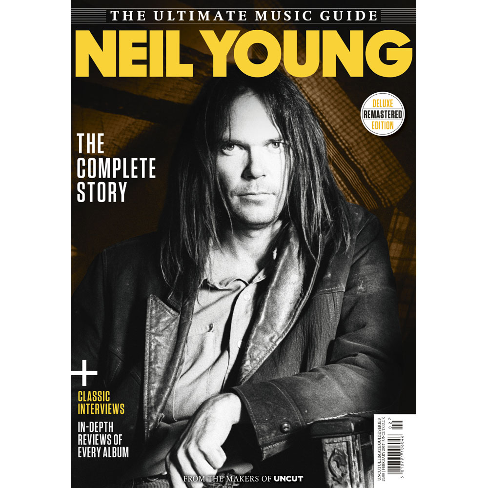 Uncut - Neil Young - The Complete Story - Bookazine