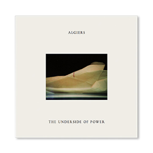 Algiers - The Underside of Power CD