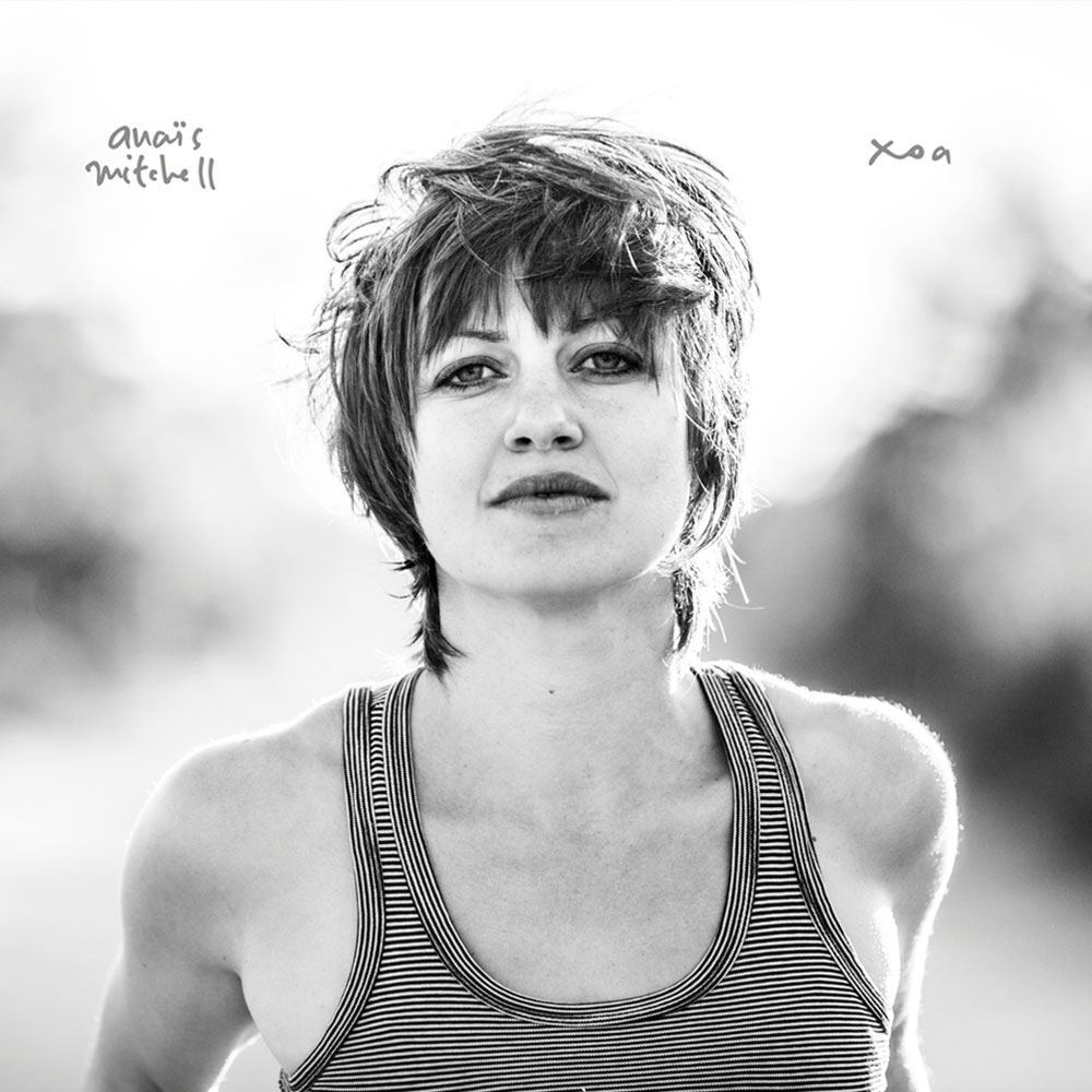 Anais Mitchell - xoa (UK)
