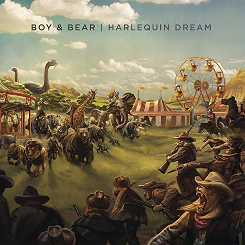 Boy and Bear - Harlequin Dream