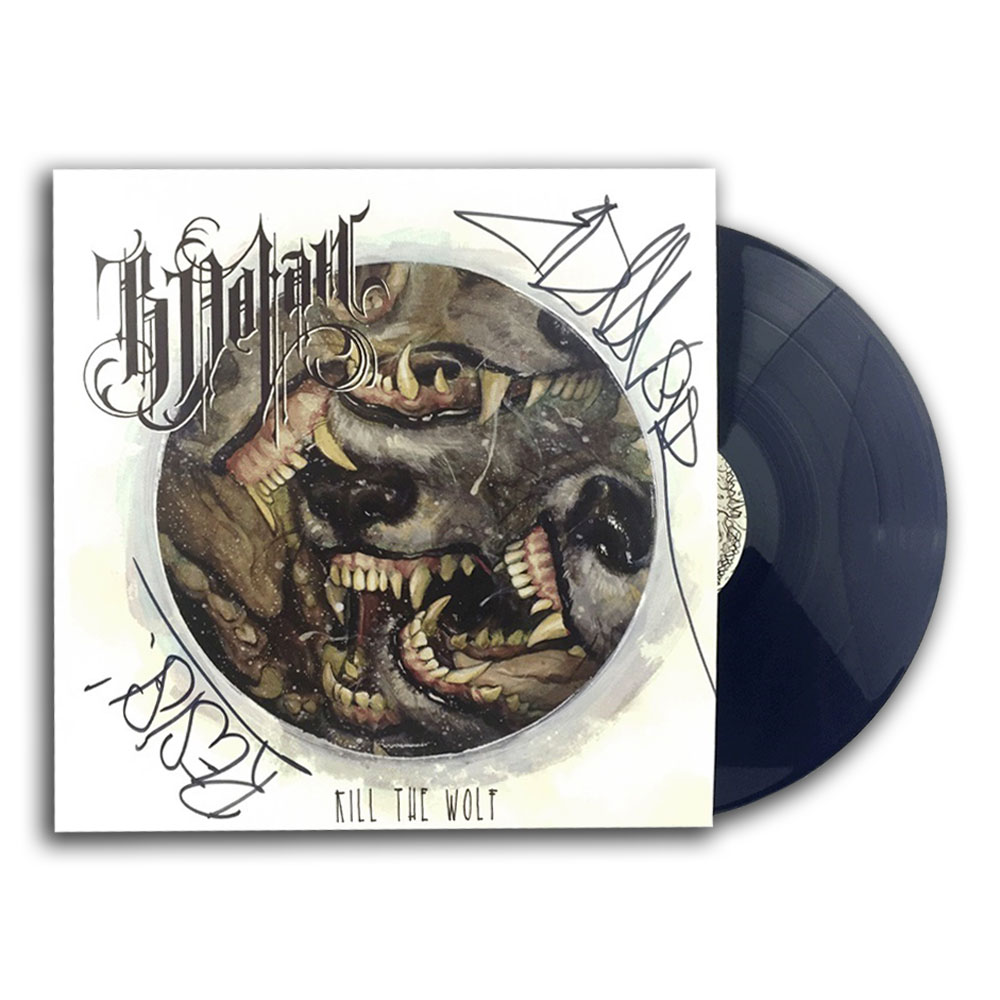 B Dolan - Kill The Wolf (Coloured Vinyl & Download) (Signed - Strictly - Limited)