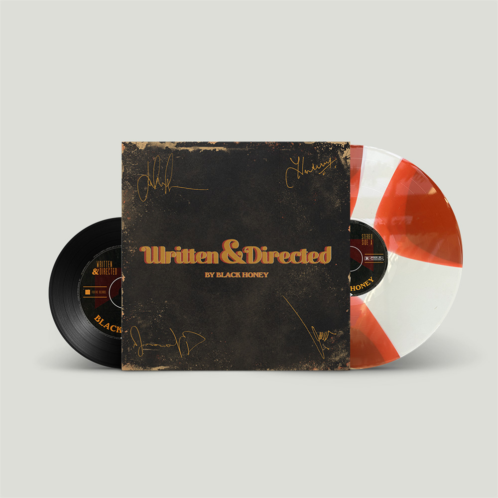 Black Honey - Written & Directed 'Blood, Sweat & Tears' Deluxe LP
