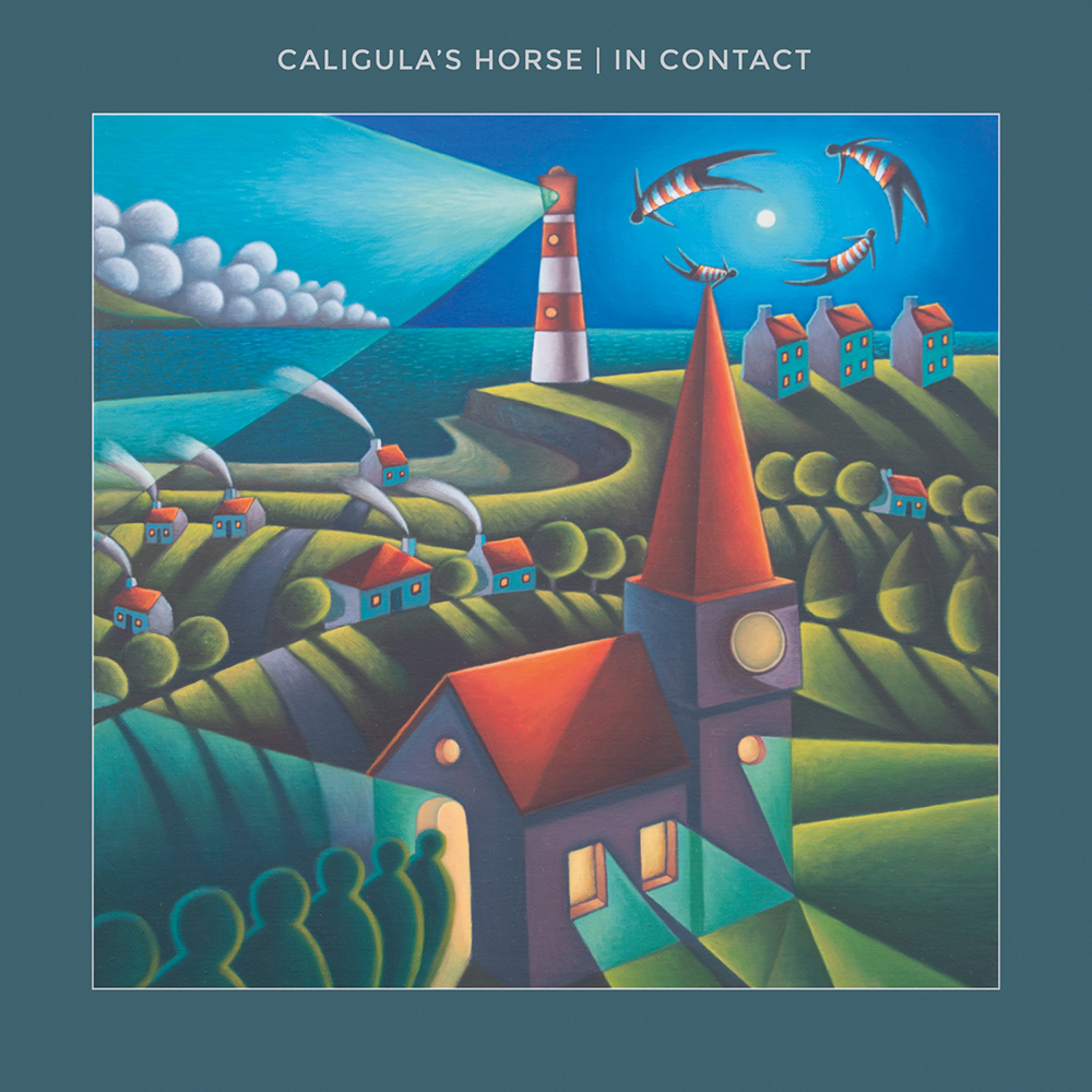 Caligula's Horse -  In Contact Gatefold black 2LP+CD & LP-Booklet