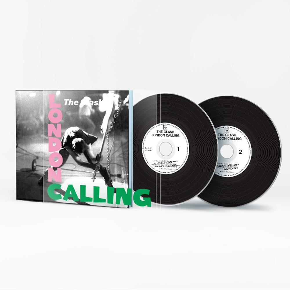 The Clash - London Calling (2019 Limited Special Sleeve) [2CD]