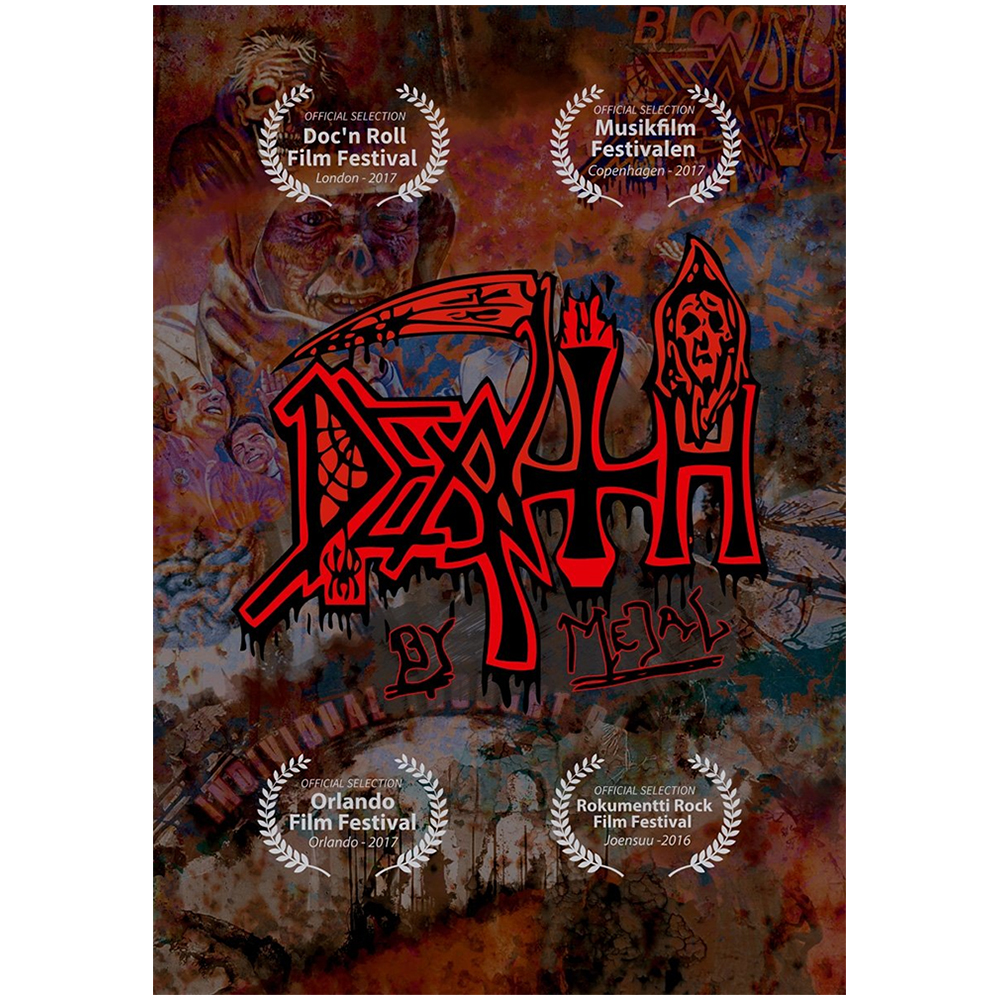 Death - Death By Metal (DVD)