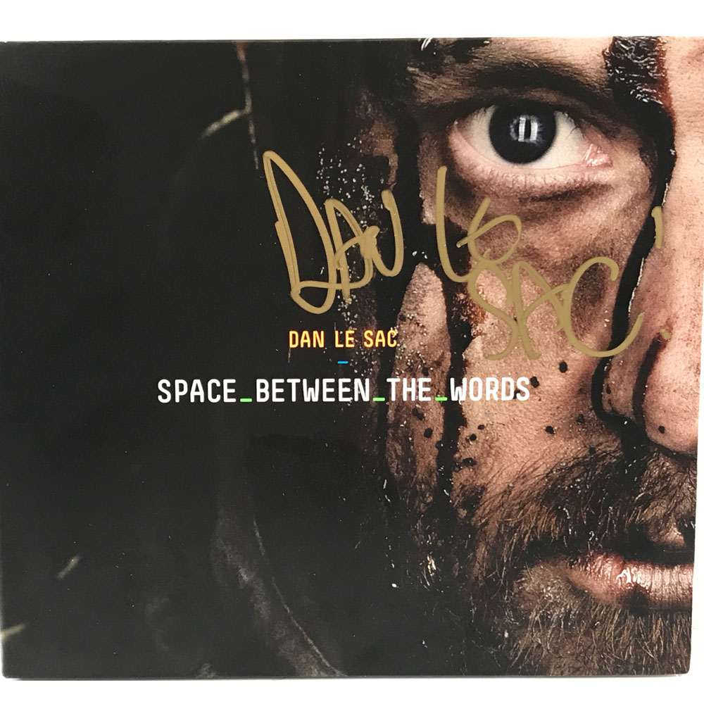 Dan Le Sac - Space Between the Words (Signed - Limited)