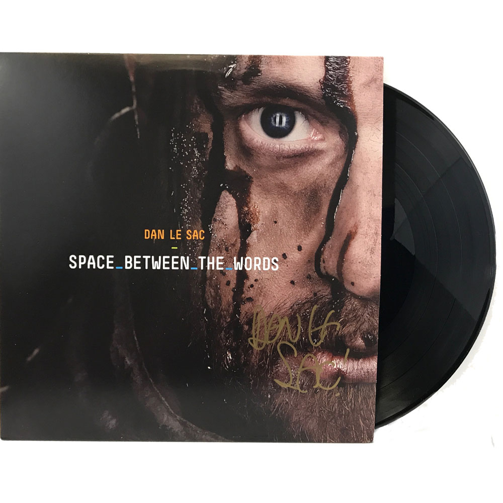 Dan Le Sac - Space Between the Words (2LP  Signed - Limited)
