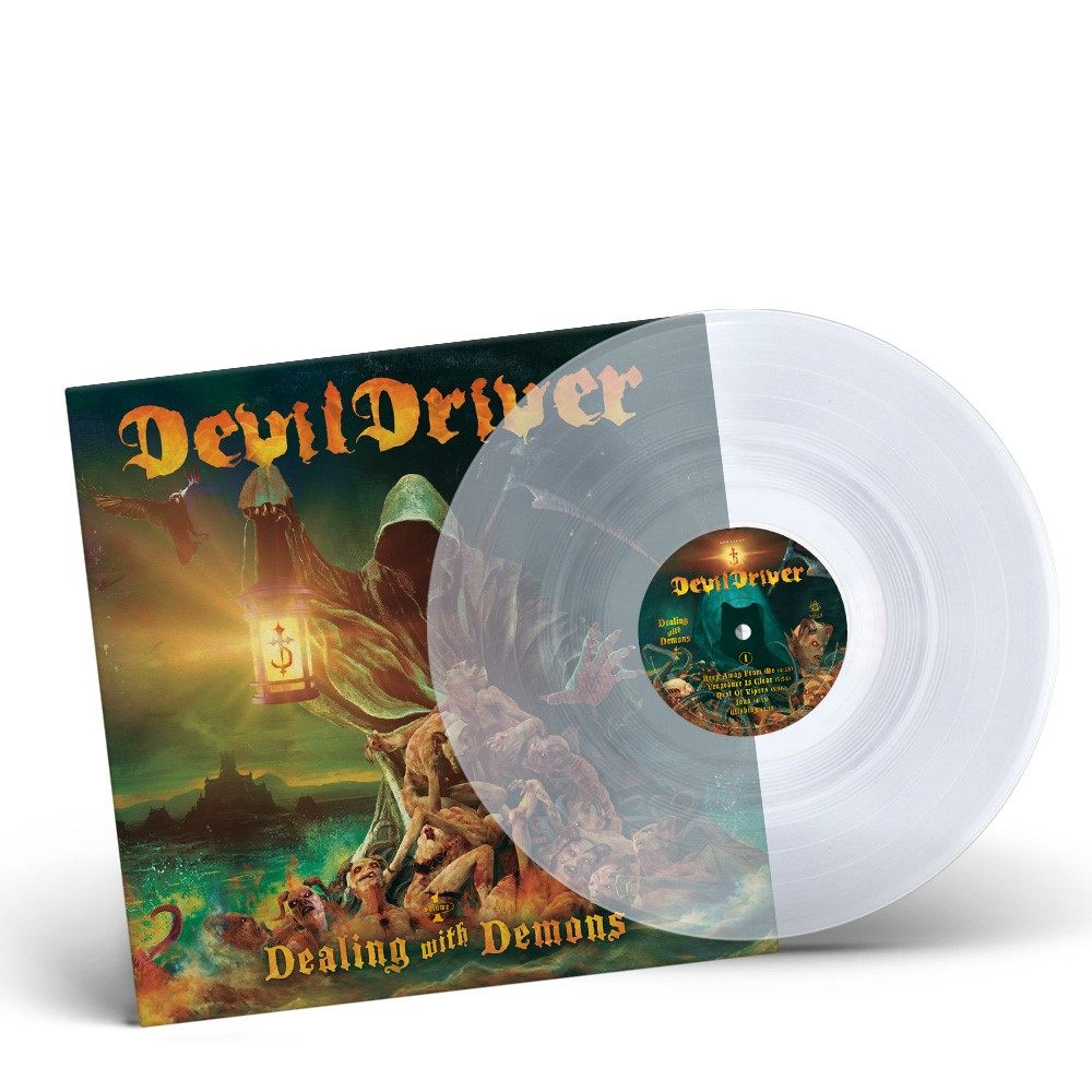 DevilDriver - Dealing with Demons (Clear)