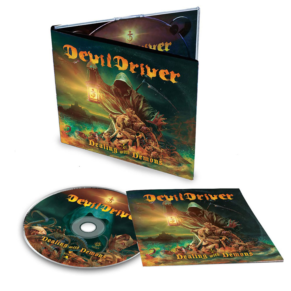 DevilDriver - Dealing with Demons