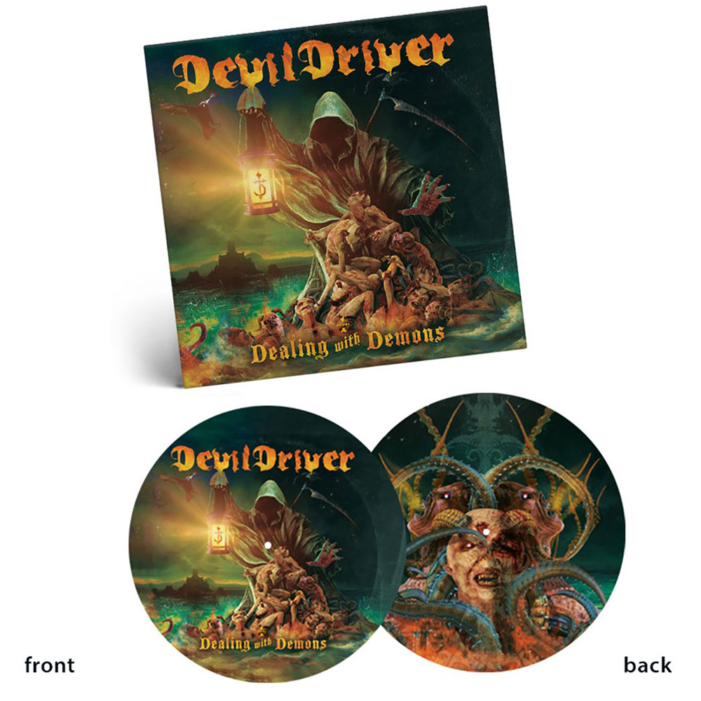 DevilDriver -  Dealing with Demons (Picture Disk)