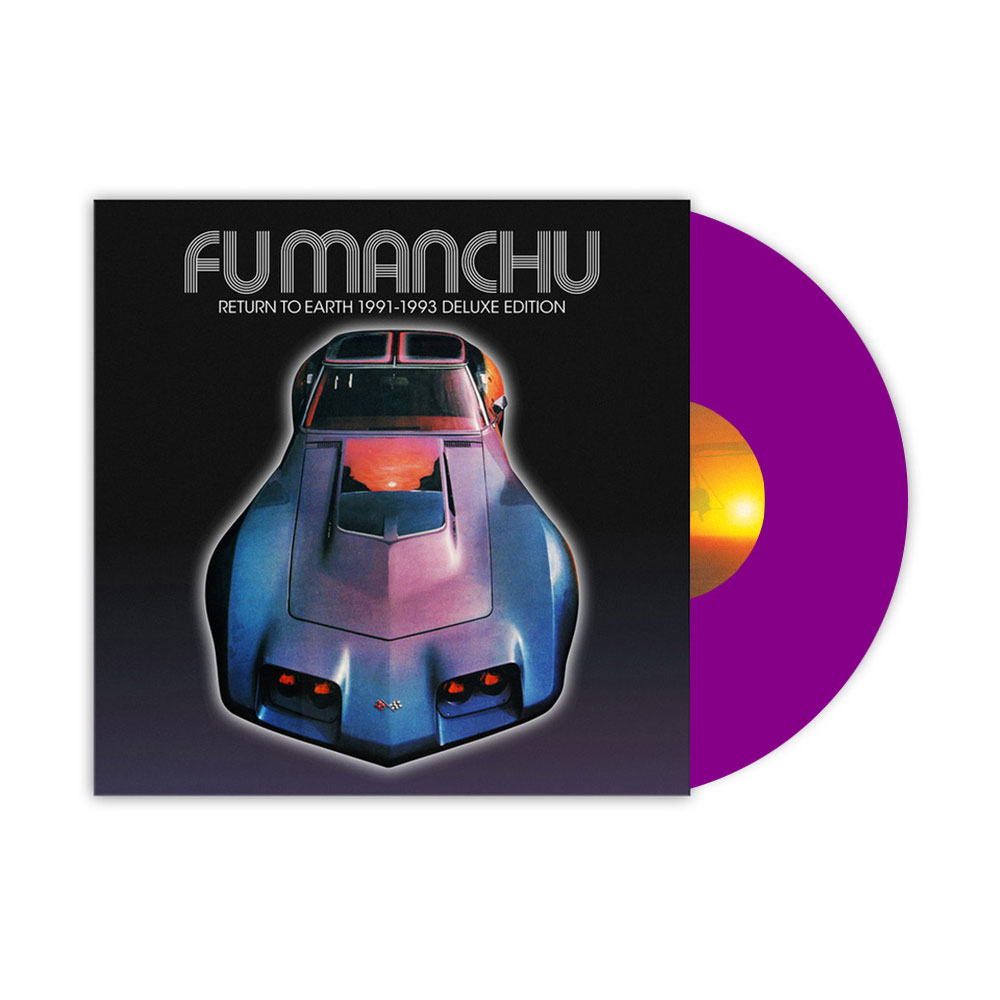Fu Manchu - Return to Earth Vinyl