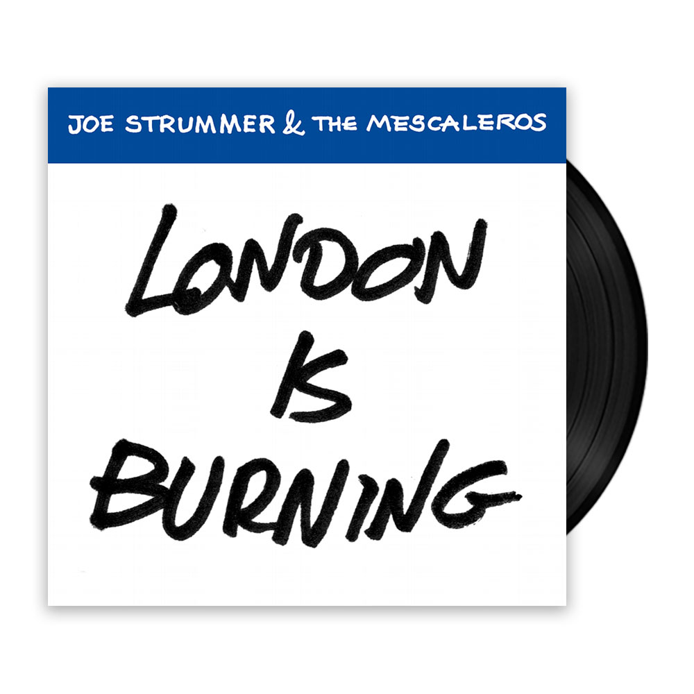 Joe Strummer - London Is Burning
