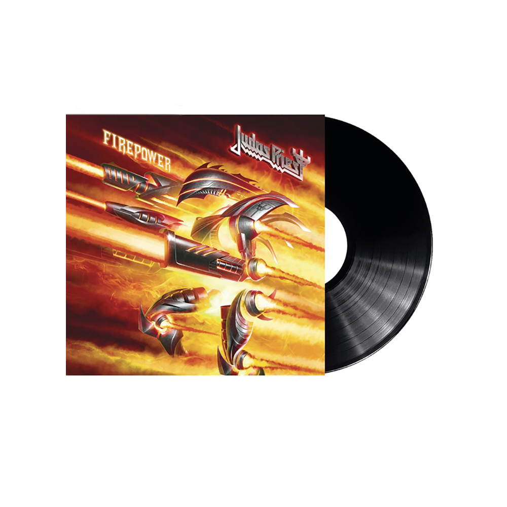 Judas Priest - Firepower (Double Vinyl)