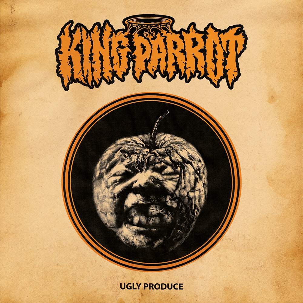 King Parrot - Ugly Produce LP