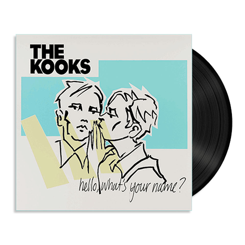 The Kooks - What's Your Name? (Remix Double Album)