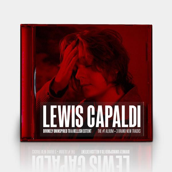 Lewis Capaldi - Divinely Uninspired To A Hellish Extent Extended Edition CD