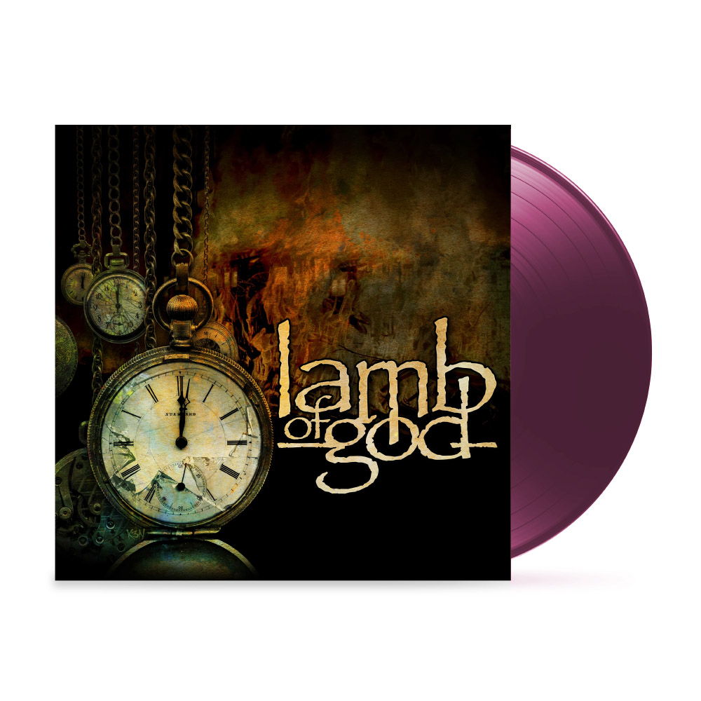 Lamb Of God - Exclusive Limited Edition Lamb of God Purple Vinyl