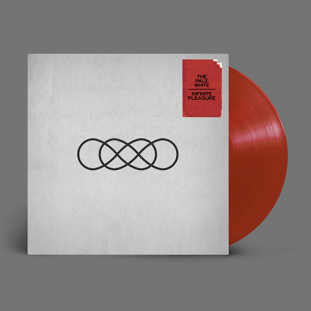 THE PALE WHITE - Infinite Pleasure Red Gatefold LP