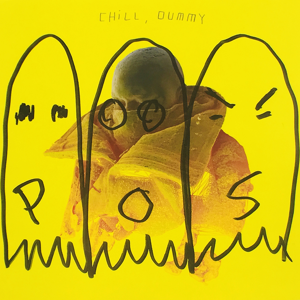 P.O.S - Chill, dummy (Limited -Signed)
