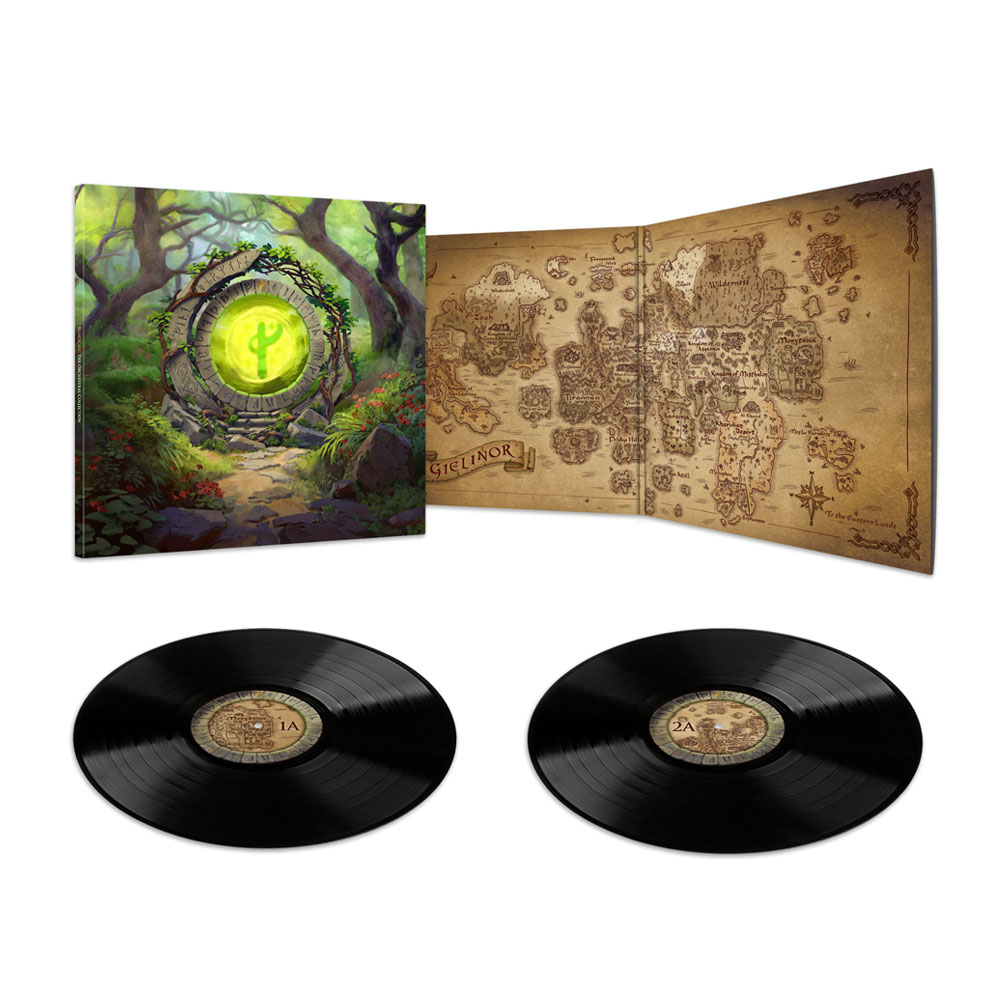 RuneScape - The Orchestral Collection (Double Deluxe Vinyl)