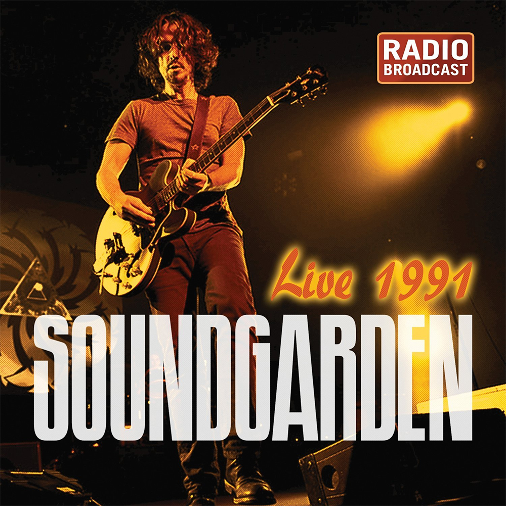 Soundgarden - Live 1991 Radio Broadcast