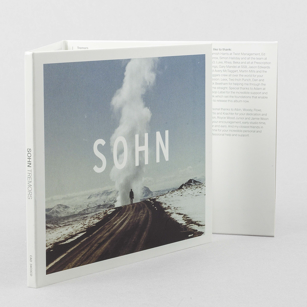 SOHN - TREMORS CD