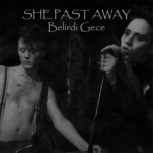 She Past Away - Belirdi CD