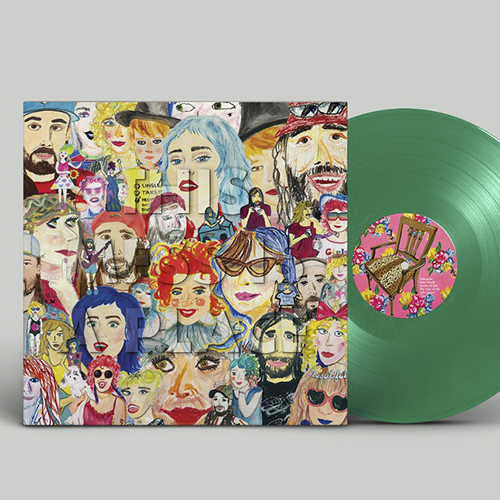Tacocat - This Mess Is a Place LP