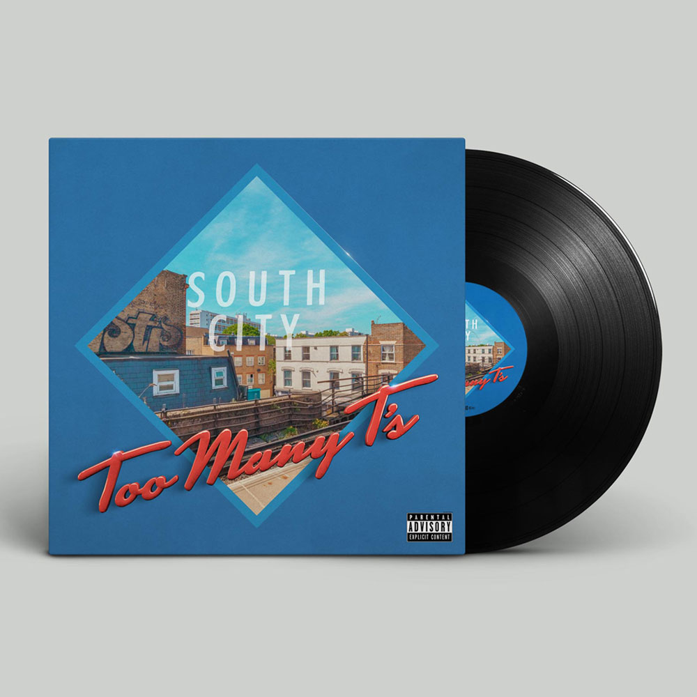 Too Many T's - South City LP Album