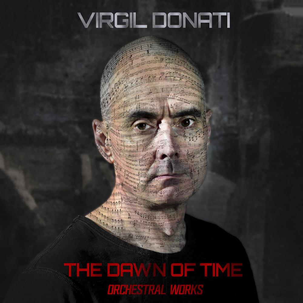 Virgil Donati - The Dawn Of Time (CD & Digital Booklet)