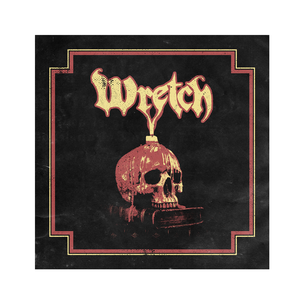 Wretch - Wretch (Jewel Case CD Pressing)