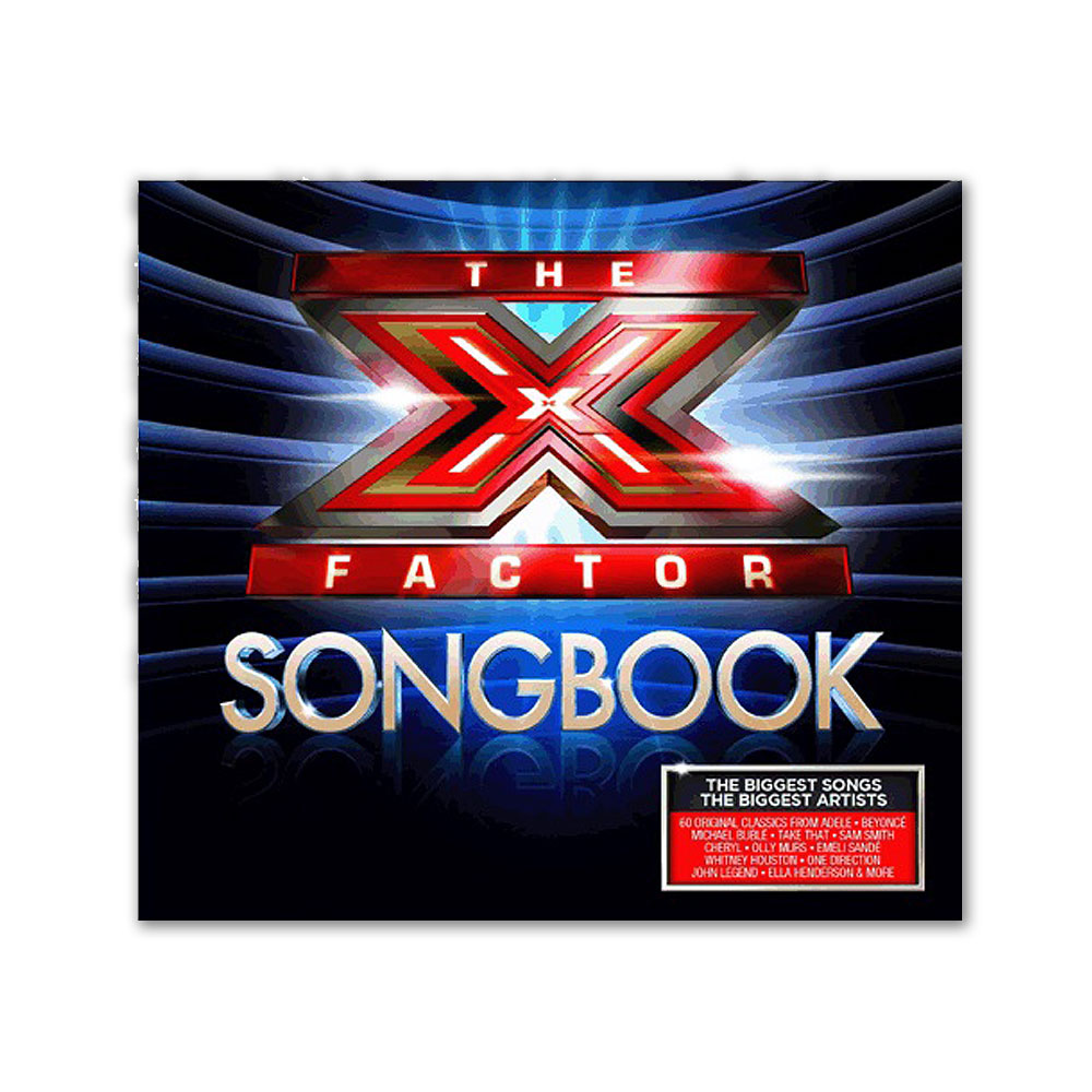 The X Factor Tour - 2015 Songbook Album CD