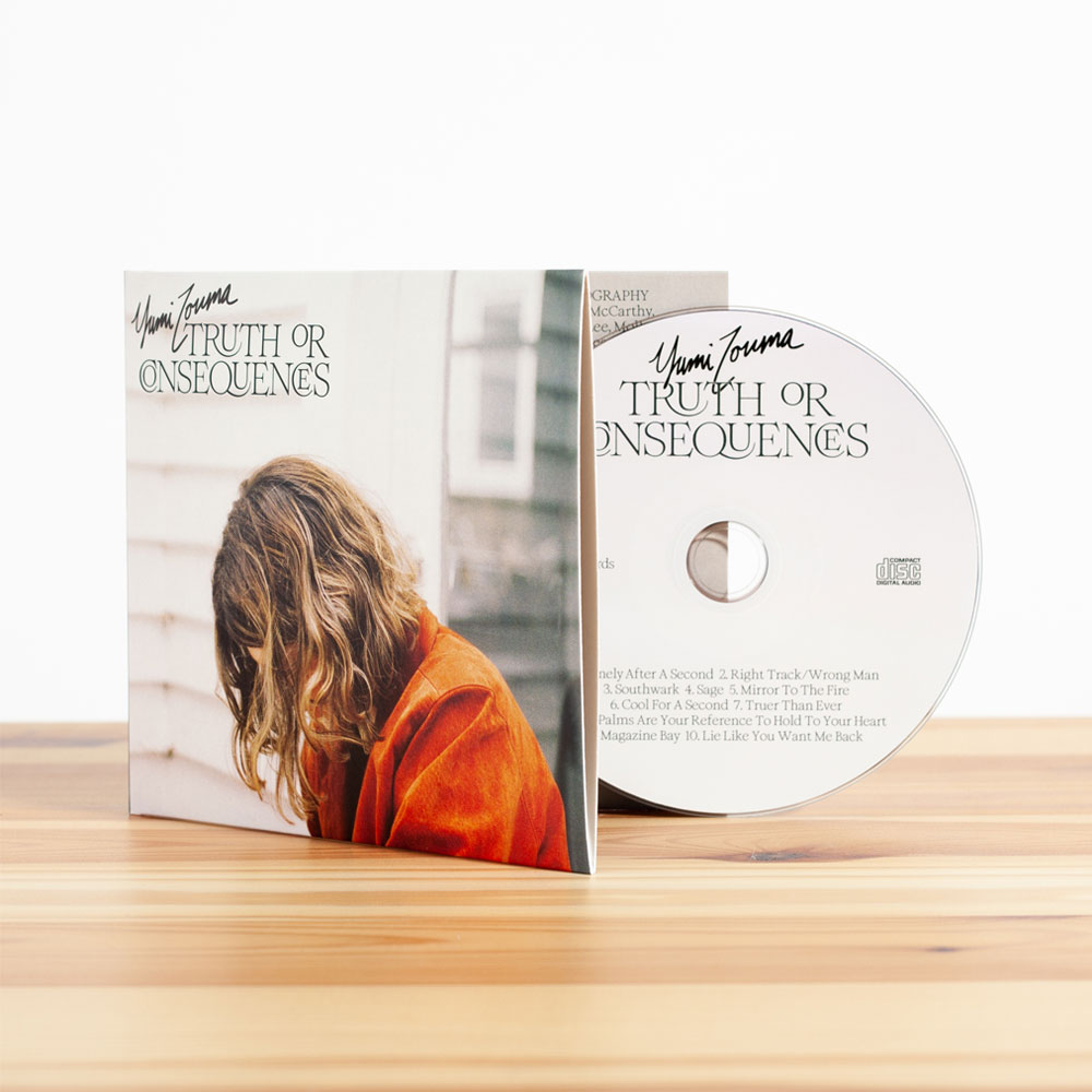 Yumi Zouma - 'Truth or Consequences' CD