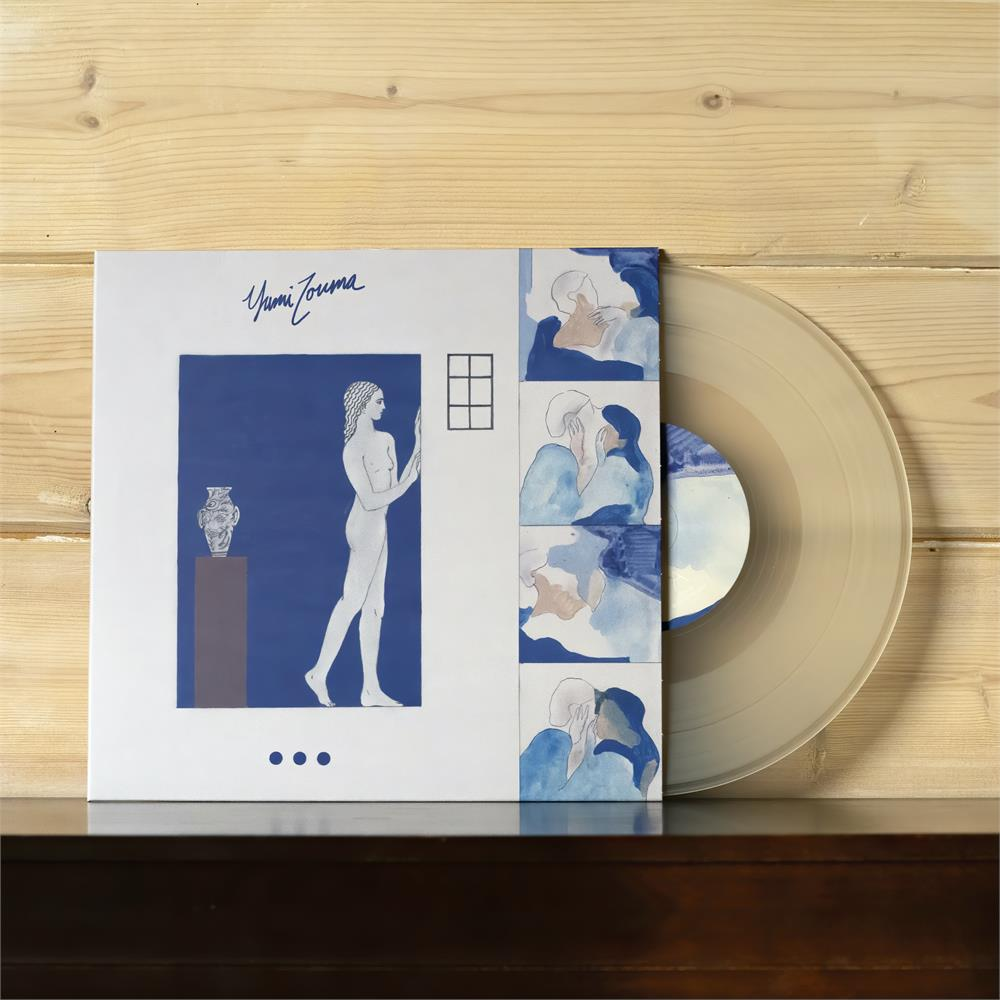 "Yumi Zouma - 'EP III' Limited Edition 10"" Cloud"