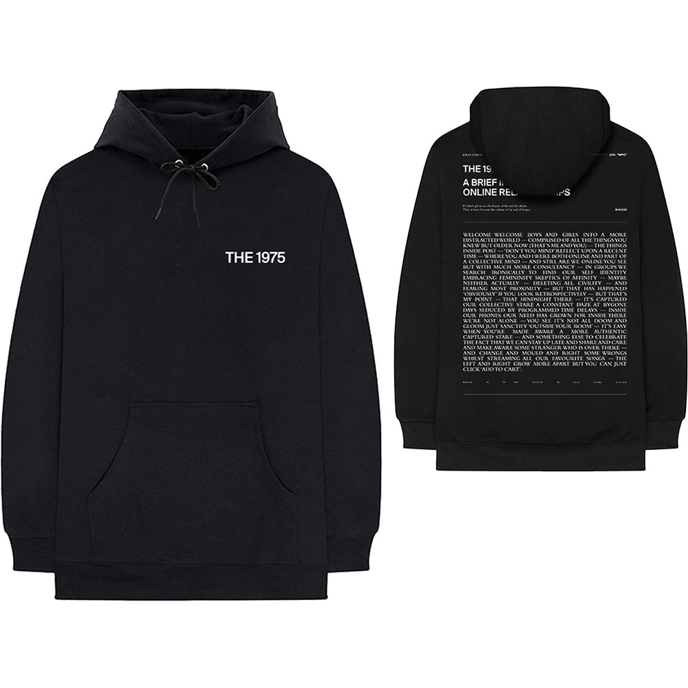 1975 - ABIIOR Welcome Welcome Version 2 (Hoodie)