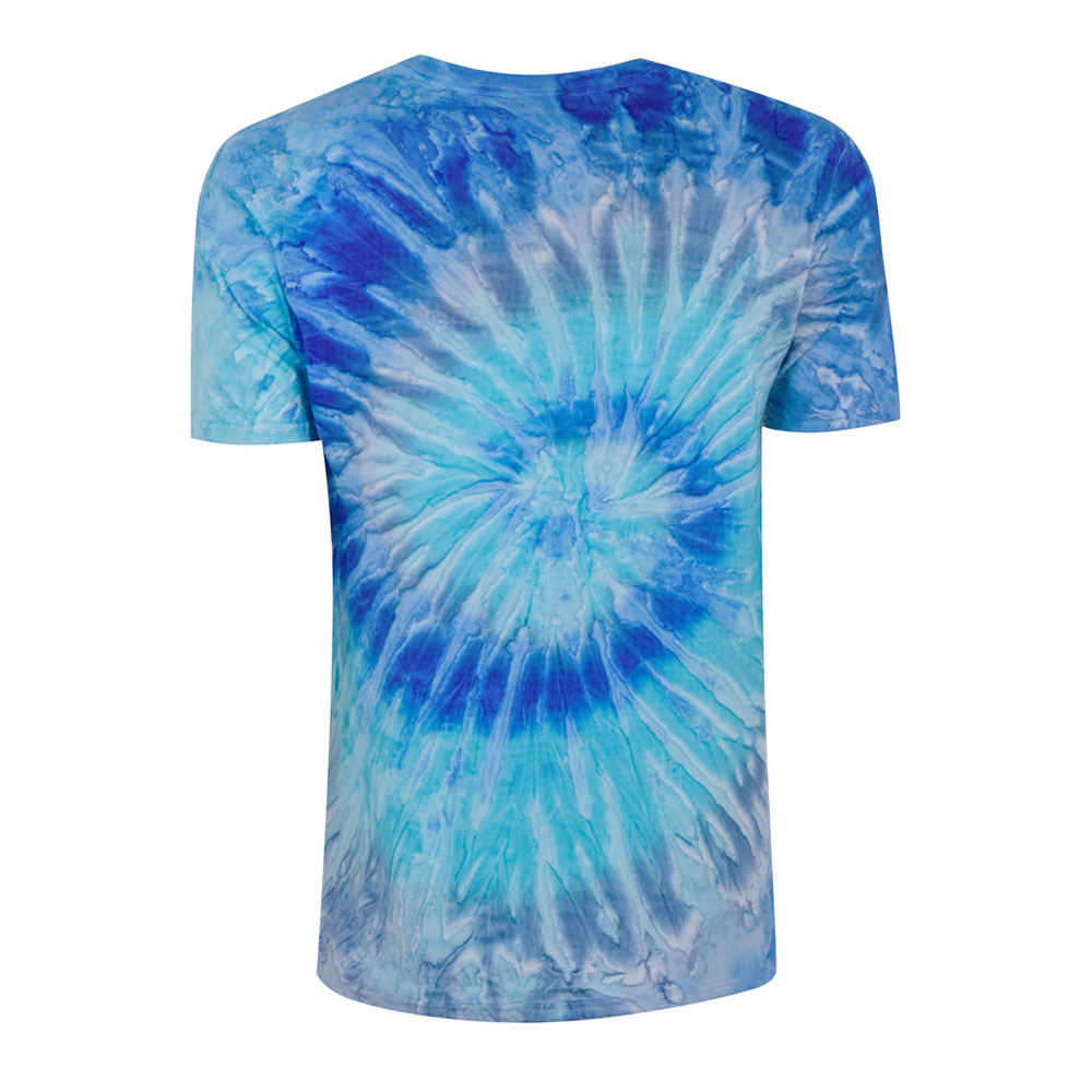 2HR SET - DSYF Tie Dye T-shirt (Blue)