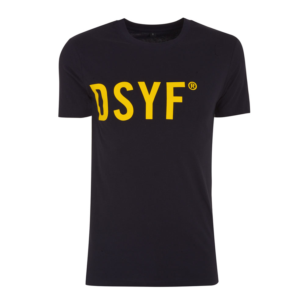 2HR SET - DSYF T-shirt (Navy)