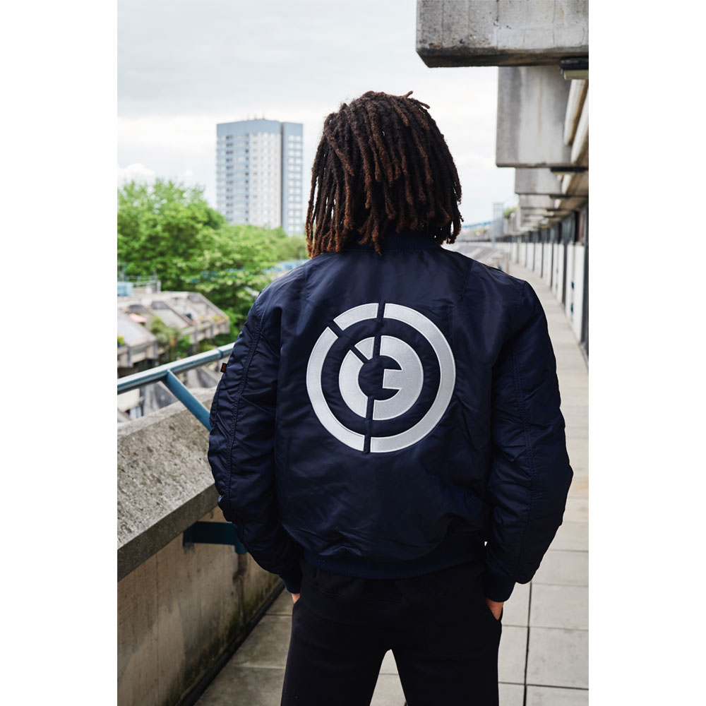 2HR SET - Alpha Bomber (Navy)