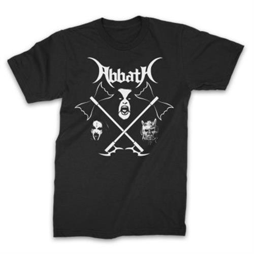 Abbath - Band Axes (Black)