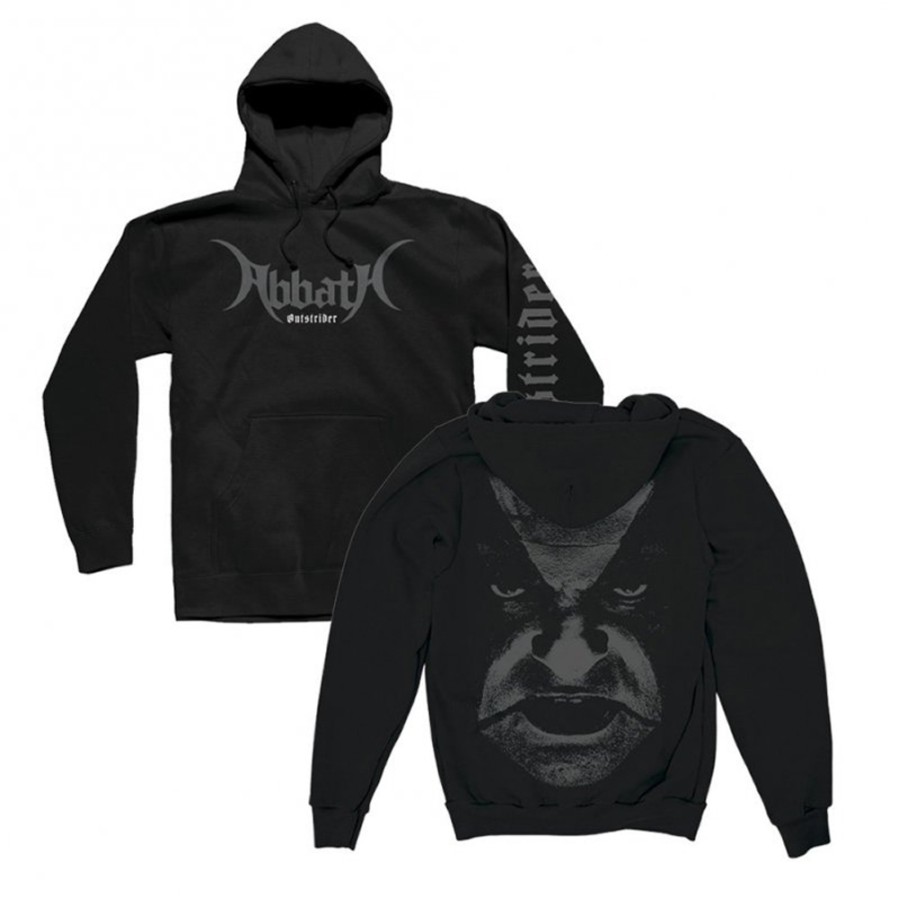 Abbath - Outstrider Close Up (Hoodie)