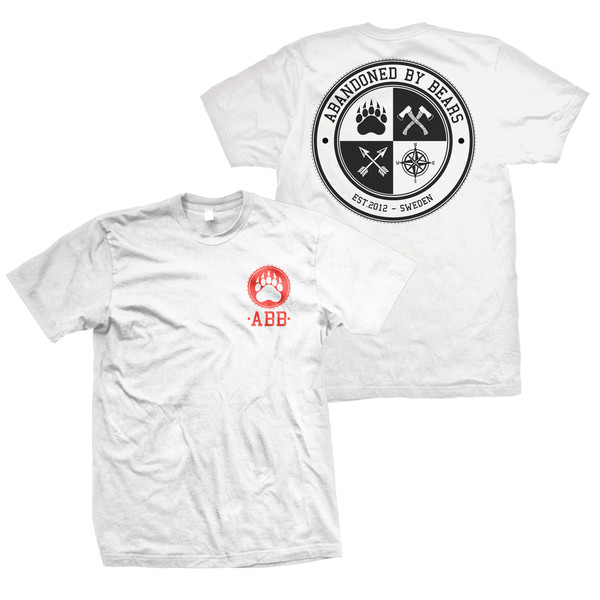 Abandoned By Bears - Camping (White)