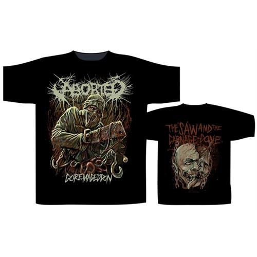 Aborted - Goremageddon (Black)