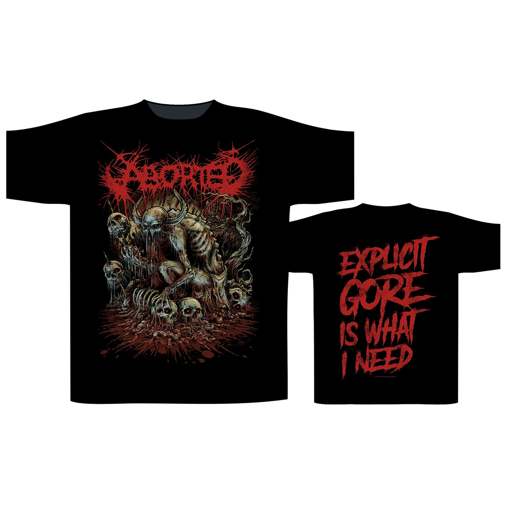 Aborted - God Machine