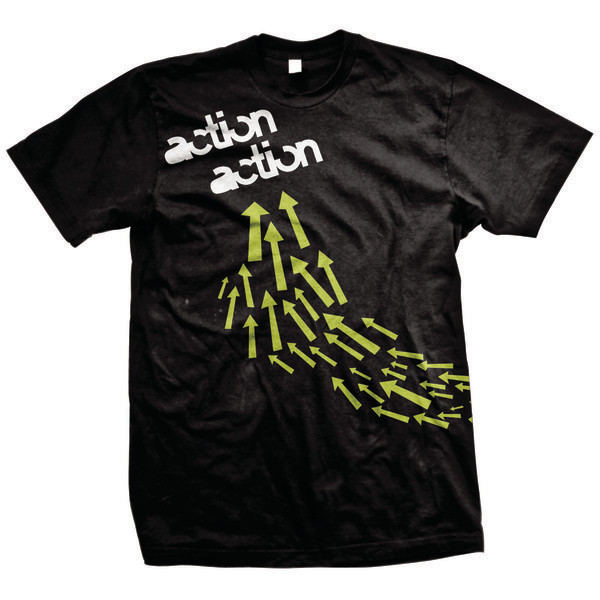 Action Action - Scare Myself (Black)