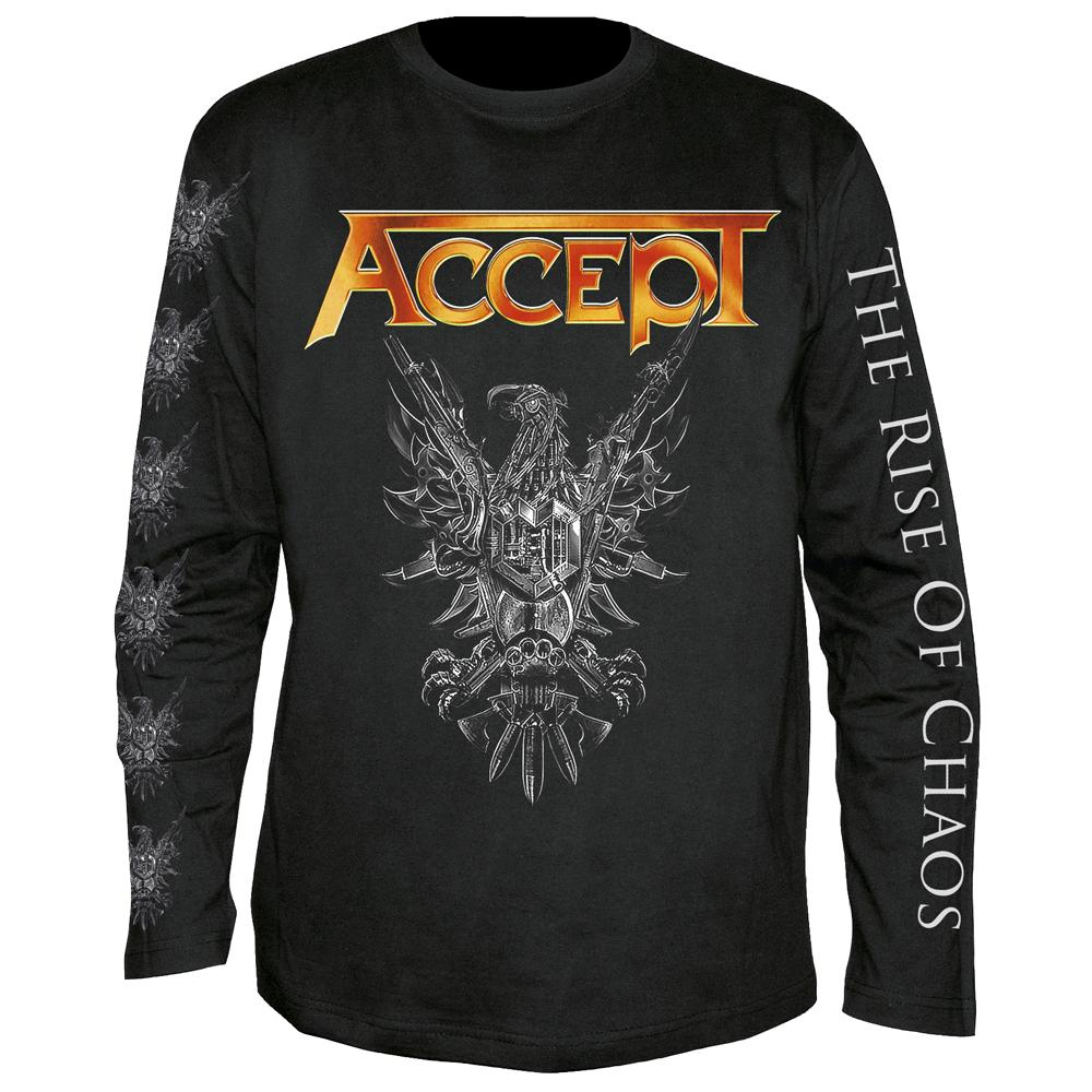 Accept - The Rise Of Chaos (Longsleeve)