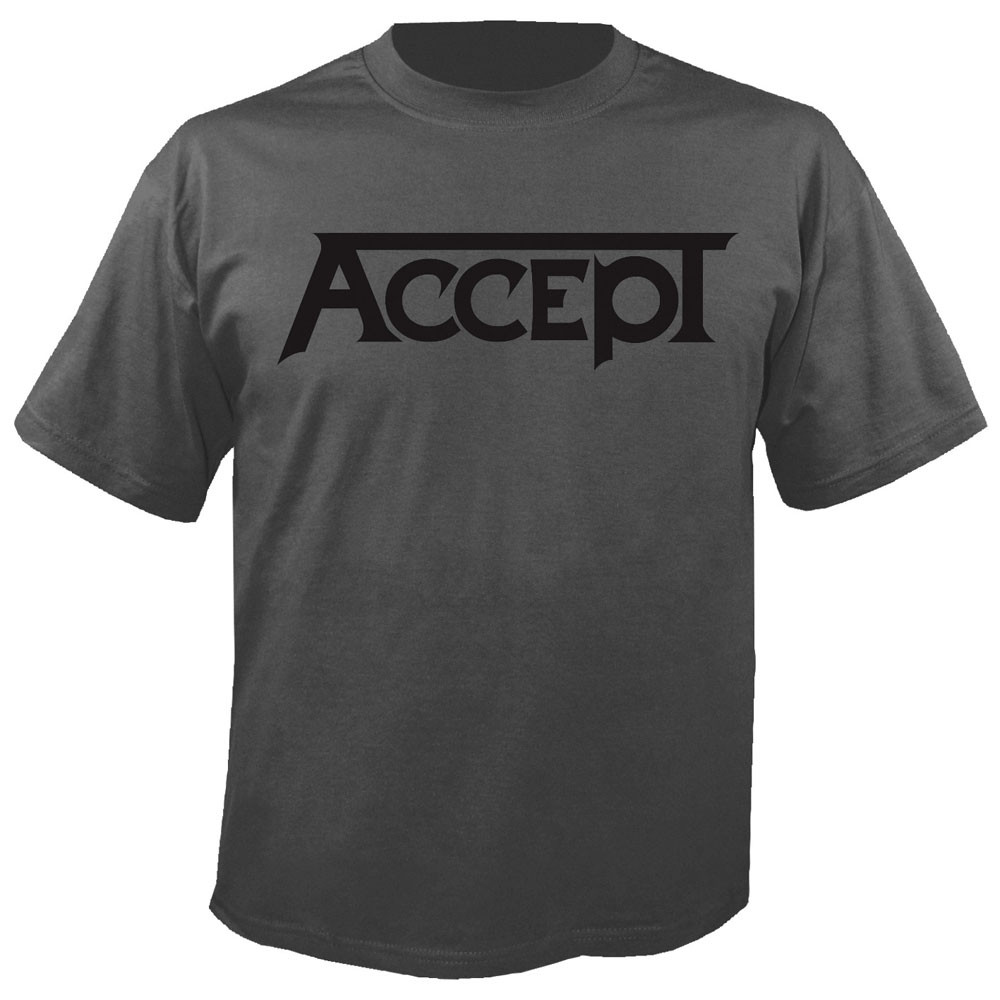 Accept - Logo Grey