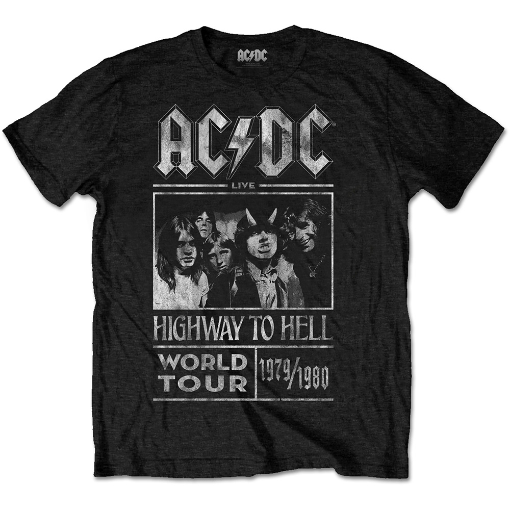 AC/DC - Special Edition: Highway To Hell World Tour 1979/1980 (Black)