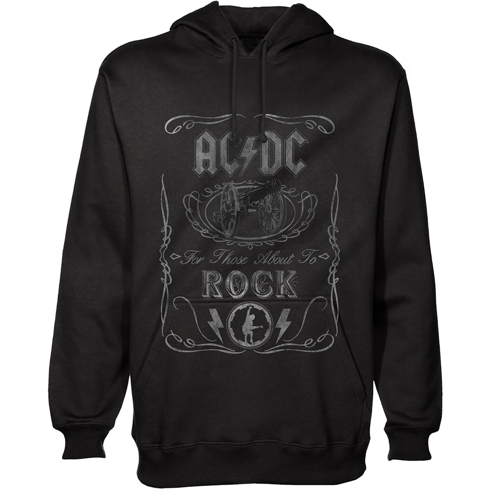 AC/DC - Cannon Swig (Hoodie)