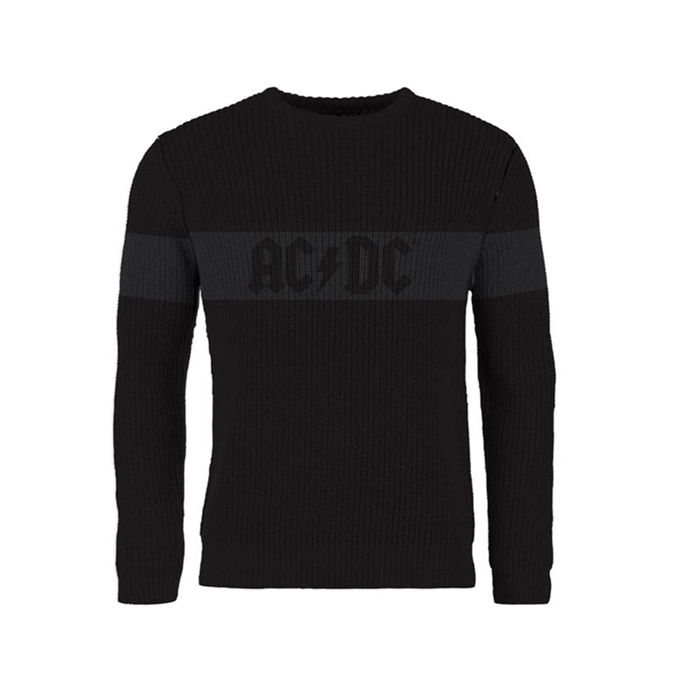 AC/DC - Logo (Knitted Jumper)